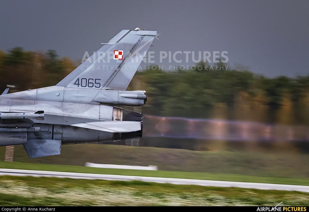 Poland - Air Force 4065 aircraft at Łask AB