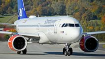 LNRGL - SAS - Scandinavian Airlines Airbus A320 NEO aircraft