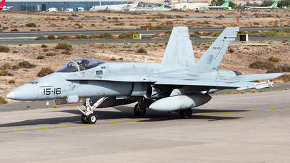 C.15-29 - Spain - Air Force McDonnell Douglas EF-18A Hornet