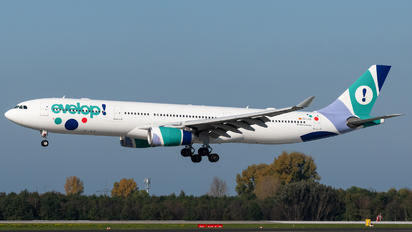 EC-LXA - Evelop Airbus A330-300