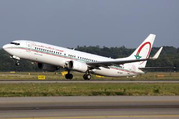 CN-ROP - Royal Air Maroc Boeing 737-800