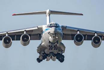 RF-78654 - Russia - Air Force Ilyushin Il-76 (all models)