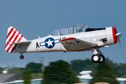 N87H - Private North American Harvard/Texan (AT-6, 16, SNJ series) aircraft