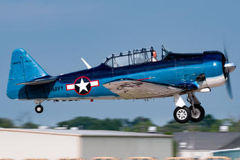 N3687F - Private North American T-6D Texan