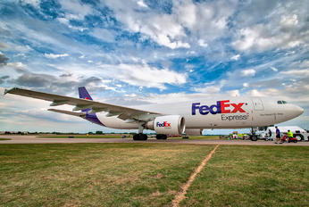 N680FE - FedEx Federal Express Airbus A300F4-605R