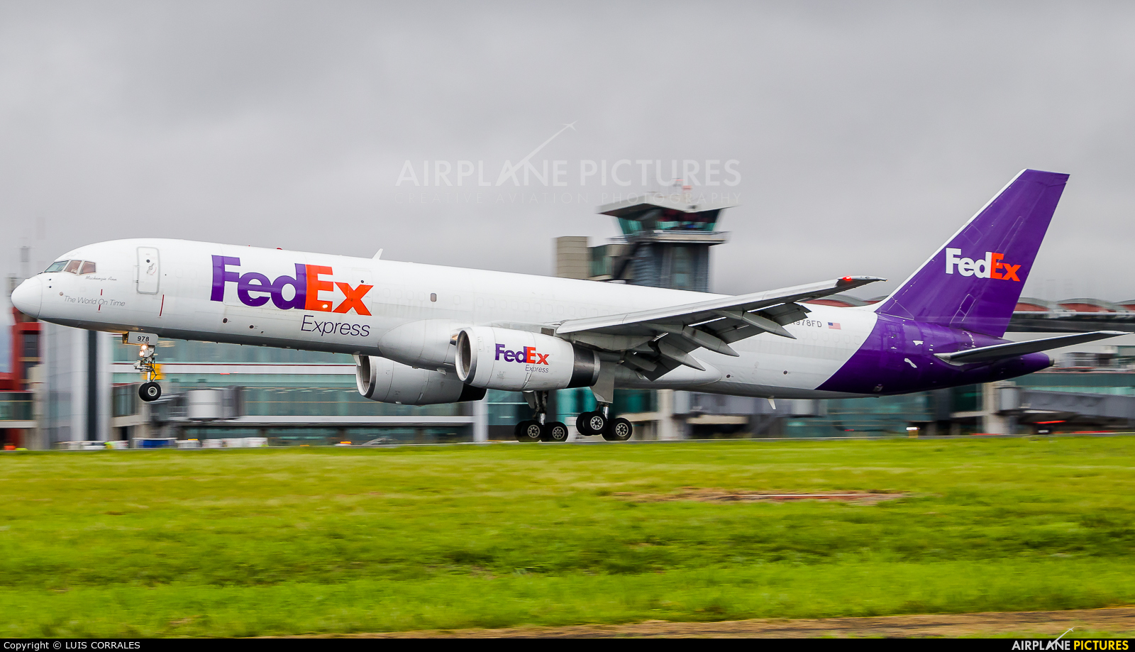 FedEx Federal Express N978FD aircraft at San Jose - Juan Santamaría Intl