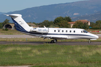 OY-JPJ - Private Cessna 650 Citation III