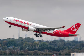 TC-AGD - Atlasglobal Airbus A330-200