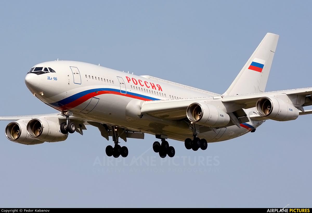 Rossiya RA-96016 aircraft at Moscow - Vnukovo