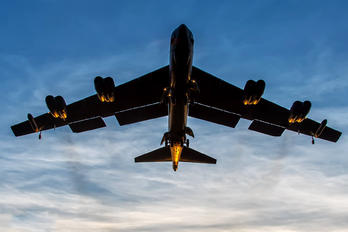 - - USA - Air Force Boeing B-52G Stratofortress