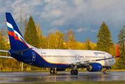 VP-BKN - Aeroflot Boeing 737-800 aircraft