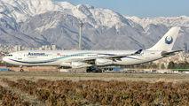 EP-APA - Iran Aseman Airbus A340-300 aircraft