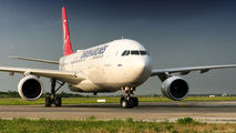 TC-JNB - Turkish Airlines Airbus A330-200 aircraft