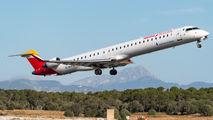 EC-MJQ - Air Nostrum - Iberia Regional Canadair CL-600 CRJ-1000 aircraft