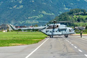 224 - Croatia - Air Force Mil Mi-171