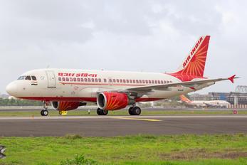 VT-SCK - Air India Airbus A319