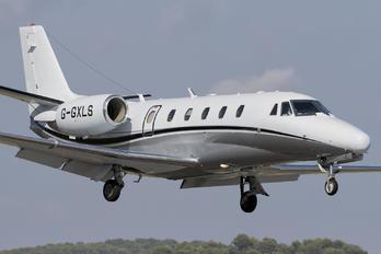 G-GXLS - London Executive Aviation Cessna 560XL Citation XLS