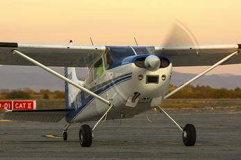 YU-BKS - Private Cessna 185 Skywagon