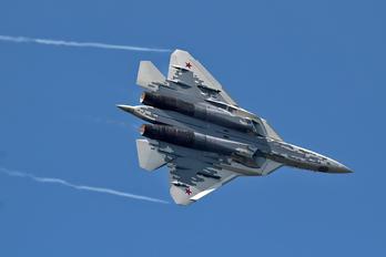 054 - Sukhoi Design Bureau Sukhoi Su-57