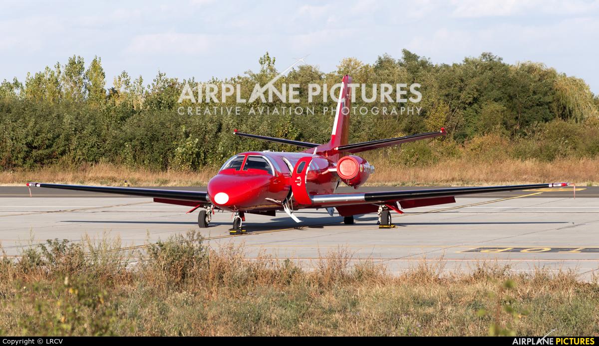 SMURD 1122 aircraft at Craiova