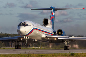 RF-85735 - Russia - Ministry of Internal Affairs Tupolev Tu-154M