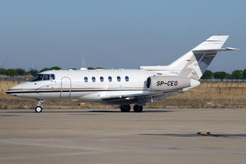 SP-CEO - Jet Story Hawker Beechcraft 750
