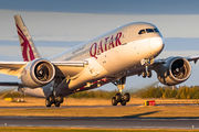 A7-BCF - Qatar Airways Boeing 787-8 Dreamliner aircraft