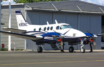 N362MC - Private Beechcraft 90 King Air