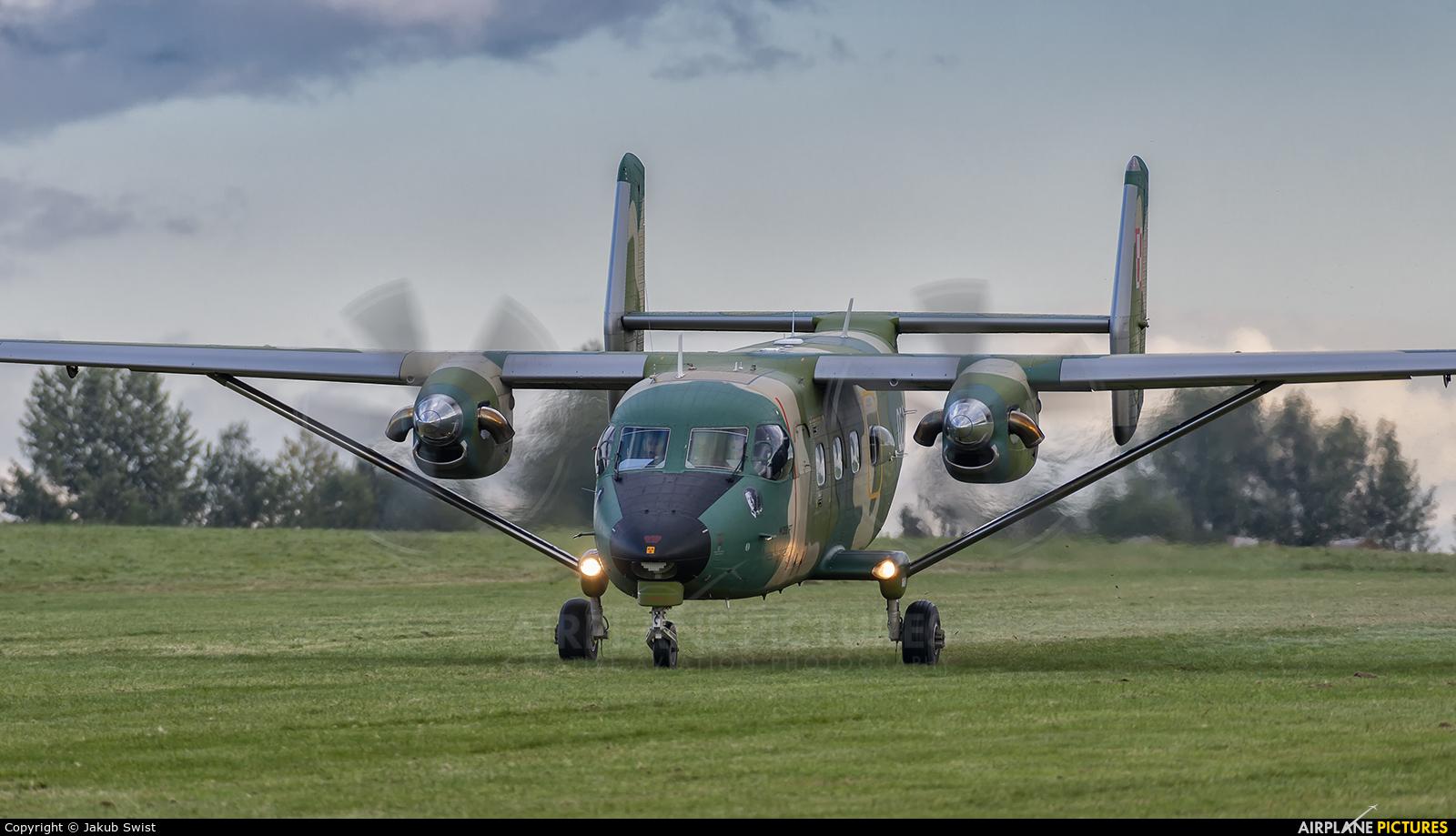 Poland - Air Force 0220 aircraft at Nowy Targ