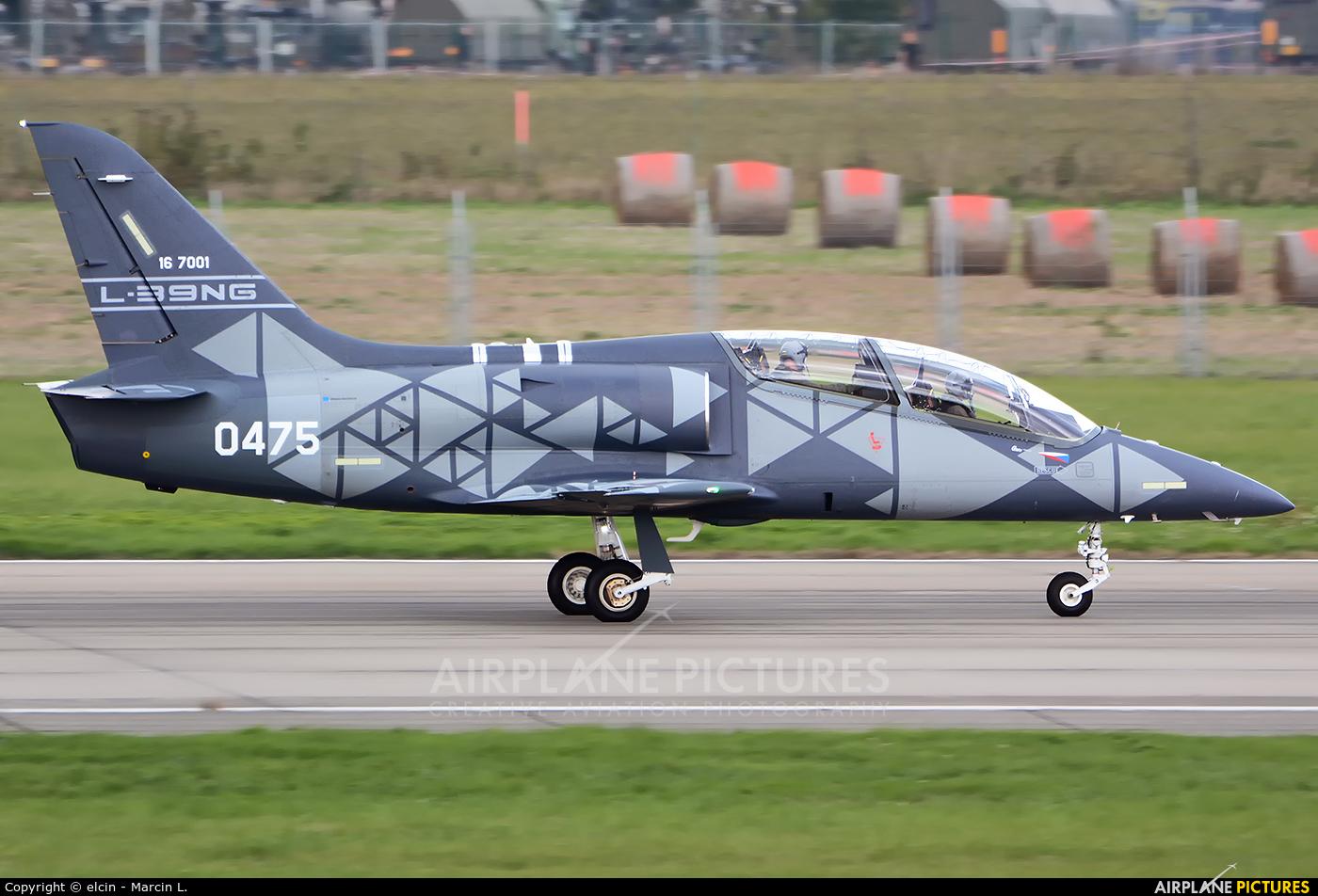 Czech - Air Force 0475 aircraft at Ostrava Mošnov