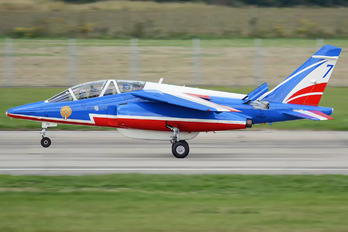 E119 - France - Air Force Dassault - Dornier Alpha Jet E