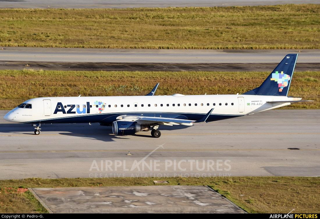 Azul Linhas Aéreas PR-AXU aircraft at São Paulo - Guarulhos