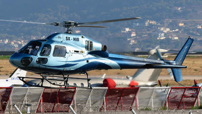 SX-HIB - Private Eurocopter AS355 Ecureuil 2 / Squirrel 2