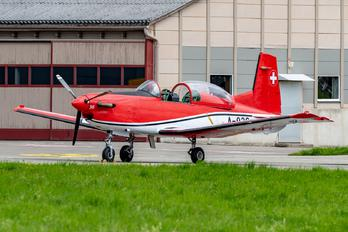 A-936 - Switzerland - Air Force Pilatus PC-7 I & II