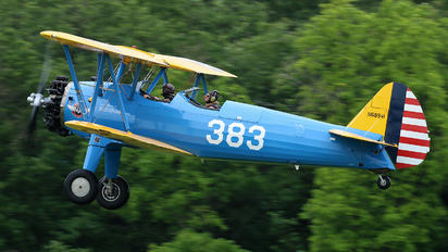 N68941 - Private Boeing Stearman, Kaydet (all models)