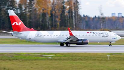 VP-BZV - Nordwind Airlines Boeing 737-900ER