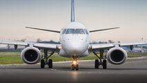 SP-LNH - LOT - Polish Airlines Embraer ERJ-195 (190-200) aircraft