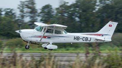 HB-CBJ - Private Cessna 172 Skyhawk (all models except RG)