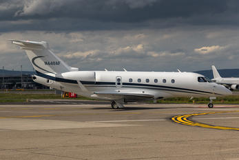 N440AF - Private Embraer EMB-550 Legacy 500