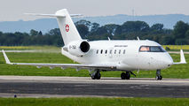 T-752 - Switzerland - Air Force Bombardier Challenger 605 aircraft
