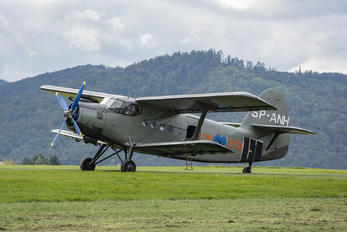 SP-ANH - Private PZL An-2