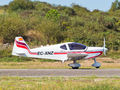 Private DirectFly Alto912ULS EC-XNZ at Chaves airport