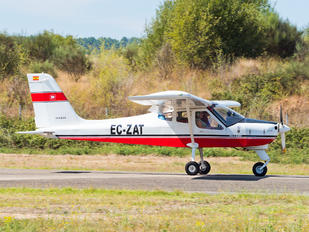EC-ZAT - Private Tecnam P92 Echo, JS & Super