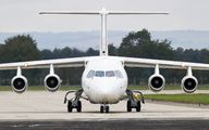 G-JOTF - Jota Aviation British Aerospace BAe 146-300/Avro RJ100 aircraft
