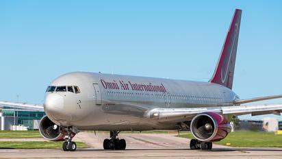 N378AX - Omni Air International Boeing 767-300ER
