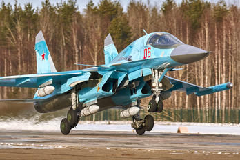 06 - Russia - Air Force Sukhoi Su-34
