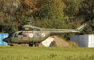 0418 - Poland - Air Force PZL W-3 Sokół aircraft
