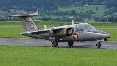 1123 - Austria - Air Force SAAB 105 OE