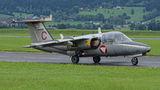 Austria - Air Force SAAB 105 OE 1123 at Zeltweg airport