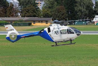 D-HBPE - Germany -  Bundespolizei Eurocopter EC135 (all models)